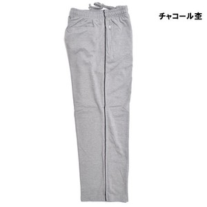 Fastener Attached Men's Honeycomb Straight Pants 2 Colors