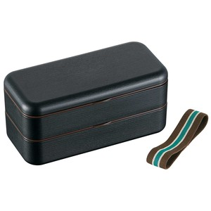 Wood Grain Pullulan Box Men's Modern Attention