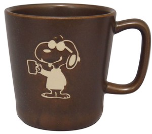 Snoopy Stone Mug Fancy Box