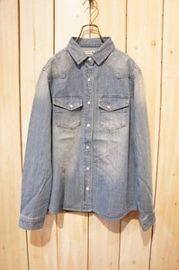 2017 S/S Denim Shirt