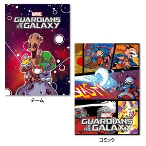 GUARDIANS OF THE GALAXY B5ノート
