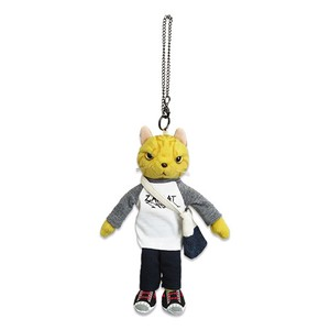 Cat Cat Soft Toy Mascot 4 Types