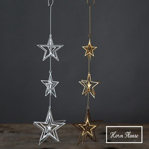A/W Christmas Mobile Ornament Star