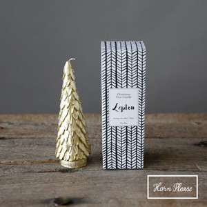A/W Christmas Christmas Tree Candle