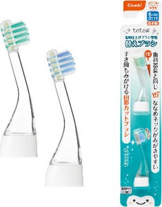 Combi Teteo First Tooth Brushing For Baby Teeth Refill