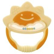 Richell Teether Yellow