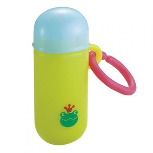 Richell Lunch Baby Rice Cracker Case Type Green