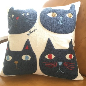 Cushion Cover Plune Collaboration Scandinavian Style Design