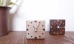 MUKUMARU - table clock -