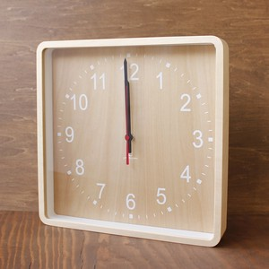 ROUND CLOCK - wall type -