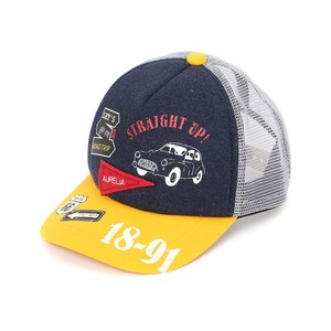 Kids Patch Trucker Hat