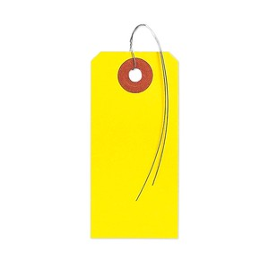 Wire Attached Tag