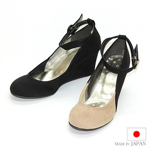 A/W Ankle Strap Sole Pumps
