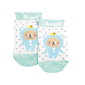 Baby Costume Socks Blue