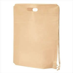 Non-woven Cloth Shoulder Bag Single-shoulder velty