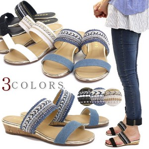 Resort Sandal Ethnic Ladies Sole Belt