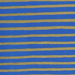 8022-003 CHESHIRE STRIPE COBALT