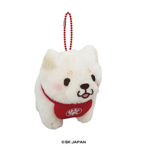 Mochishiba Stand Pose Soft Toy Ball Chain