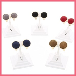 Flocky Circle Earring