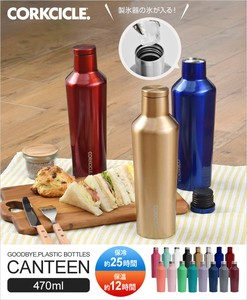 Stainless bottle Cold Insulation Heat Retention Water Flask