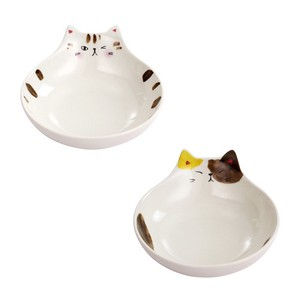 Porcelain 1Pc Naughty Cat Ball 2 type