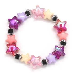 TOWACOLON Beads Pack Star Light Beads Kids For Child
