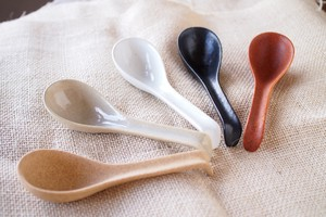 Soil Products China Spoon Mino Ware Plates & Utensil