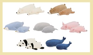 PREMIUM NEMUNEMU Animals Pillow Size M