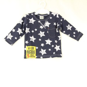 2017 A/W Long Sleeve T-shirt Star Pattern