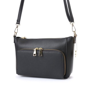 Multiple Functions Wallet Attached Shoulder Bag