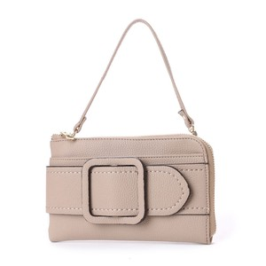 Big Belt Detail Smartphone Shoulder Bag