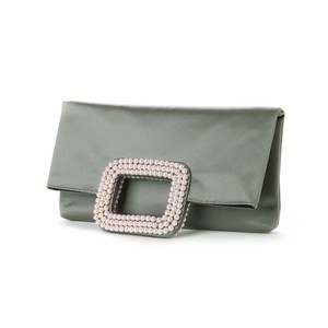 Pearl Handle Clutch Bag