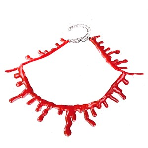 Collar Necklace Moderate Parade Zombie