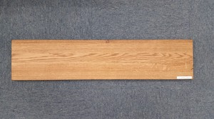 Oak Oil Finish Shelf Board