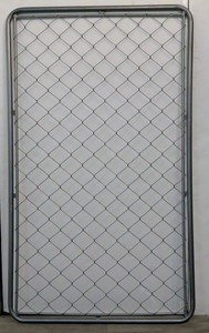 Shop Partition Accent Fence American Fence