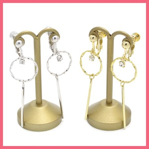 Ring Stick Earring