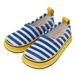 SKIPPON Kids Idea Shoe Kids Shoe Border Blue