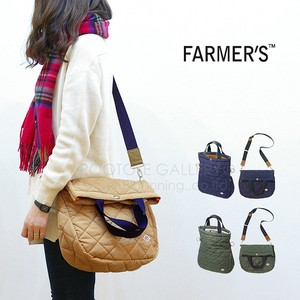 2WAY BAG Farmers Kilting