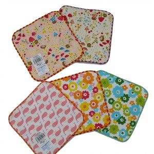 For Girl Handkerchief 10 Pcs Set