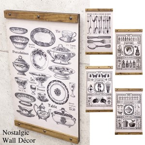 nostalgic Wall Deco Natural