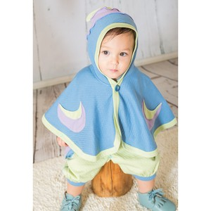 Moon Fairy Poncho [organic cotton 100%]