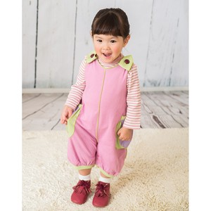 Balloon Dungarees [organic cotton 100%]