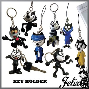 Felix Cat Key Ring Key Ring