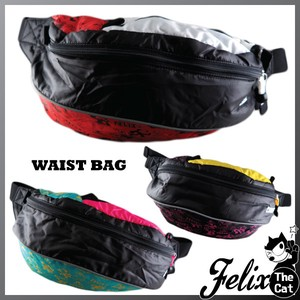 Felix Cat Waist Bag Waist Pouch Set