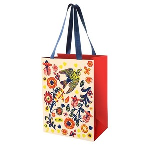Gift Paper Shopping Bag Size M