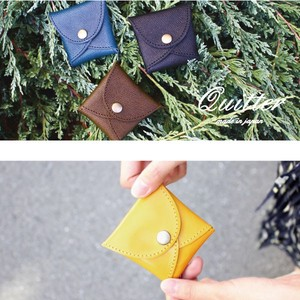 Leather Flap Coin Case Wallet Coin Purse 2017 A/W