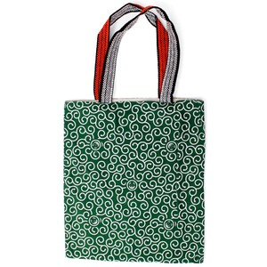 2017 Autumn WANKODO Hand Towel Tote Bag Arabesque