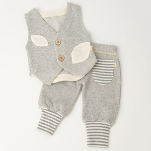 Pigmy Vest & Balloon Pants Box Set【organic cotton 100%】