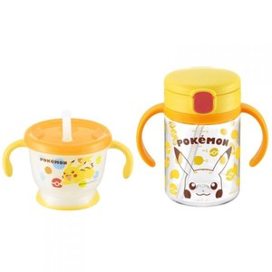 Richell First Pokemon Straw Mug Set