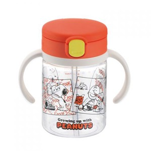 Richell Snoopy Straw Mug
